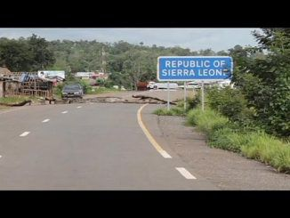 Sierra Leone: Police Fire Tear Gas On Crowd During Ebola Lockdown