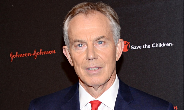 Save The Children Apologizes For Handing Tony Blair Legacy Award