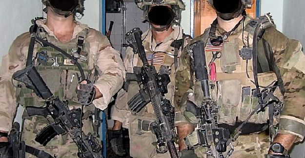US Special Forces caught red-handed in Syria