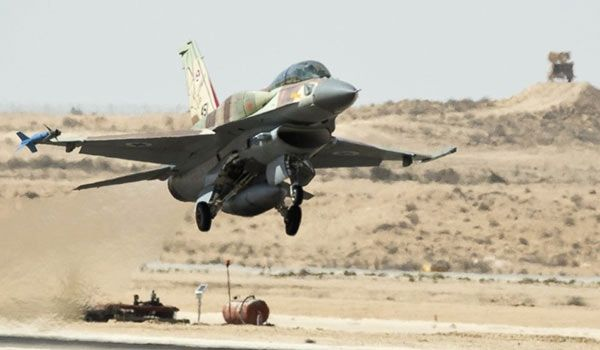 Israeli Fighter Jets Have Joined Saudi Arabia in War on Yemen