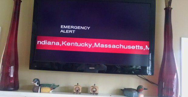 'Emergency Alert' Test Causes Panic, Confusion Nationwide