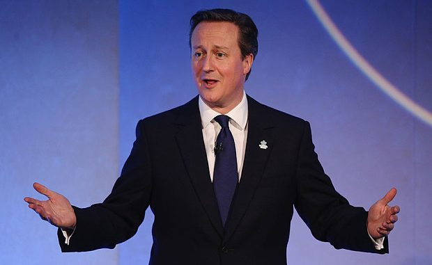 Cameron Heckled By Pensioners At Age UK Rally (Video)