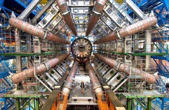 Scientists At Large Hadron Collider Hoping To Discover Parallel Universe