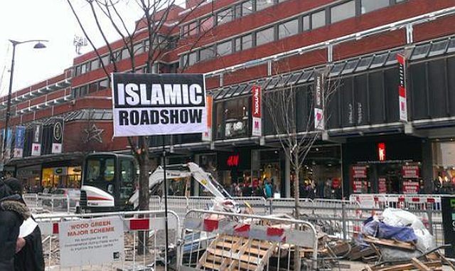 islamic roadshow_woodgreen