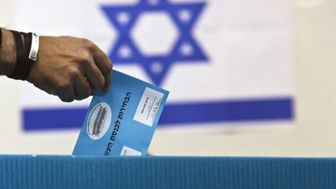 Israel Elections: Exit Polls Show Likud Party Tying With Zionist Union