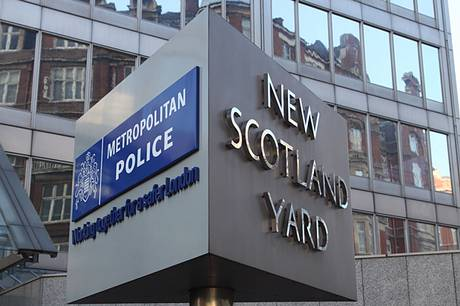 Scotland Yard Investigated Over Claims Of Child Sex Abuse Cover Up