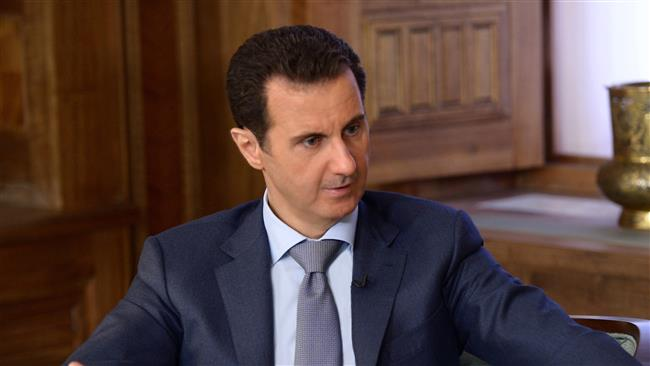 Syria's President Assad Denies Using Chemical Weapons