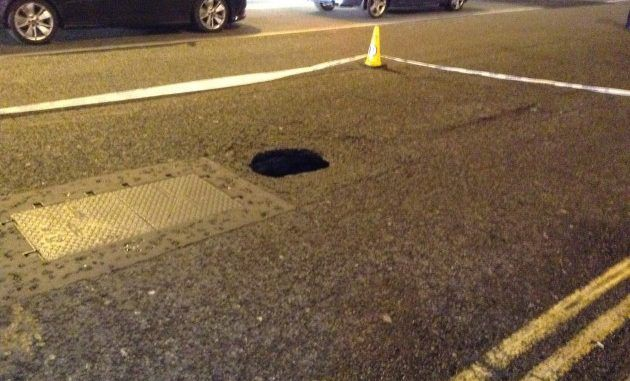 The Dublin Sinkhole Could Be Tunnel To 19th Century Brothel