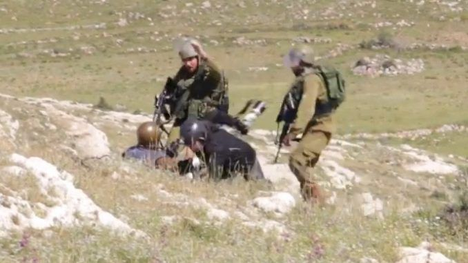 IDF Officers Punished For Attacking Photojournalists