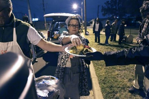 Texas Chef Faces $2,000 Fine For Feeding The Homeless