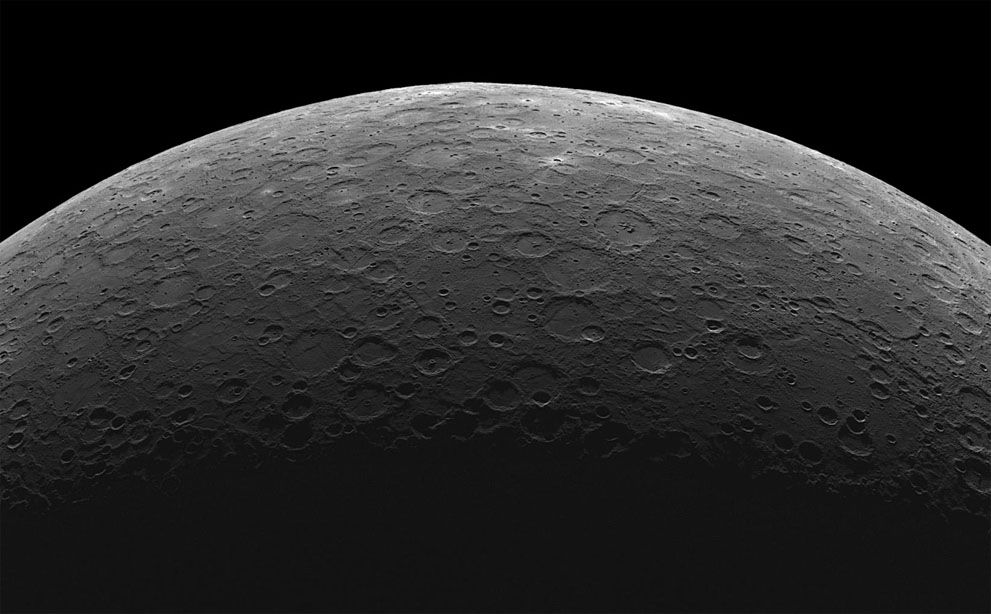 Mercury messenger probe