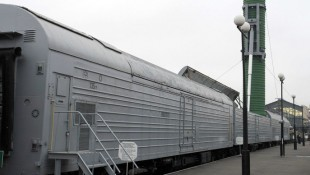 Russia Makes Nuke Trains For Rapid Transit of A-Bombs