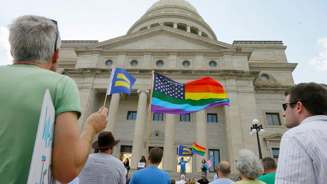 Arkansas Approves Controversial Religious Freedom Bill Similar To Indiana's