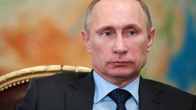 Putin Warns Israel Against Possible Lethal Arms Delivery To Kiev