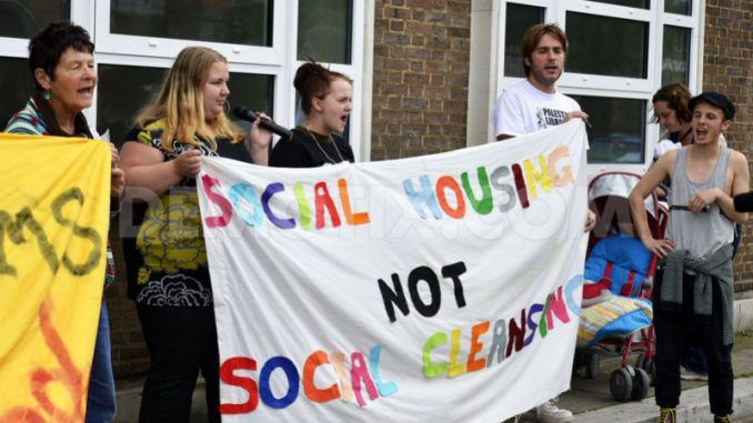 Social Cleansing: 50,000 Families Have Been Quietly Shipped Out Of London
