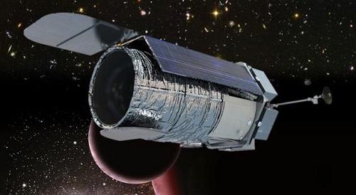 NASA Plan To Use Spy Telescopes In Dark-Energy Mission