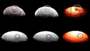 Two Bright Spots On 'Dwarf Planet' Ceres Continue To Mystify Scientists