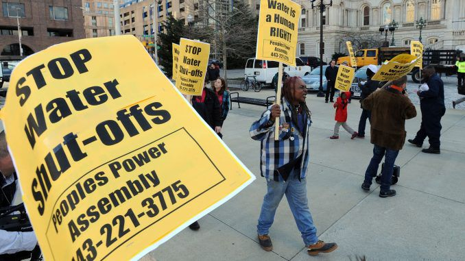 Baltimore To Shut Off Water To 25 Thousand Households