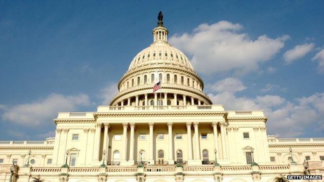 Capitol Hill On Lockdown After Shots Fired, Suspicious Package Found