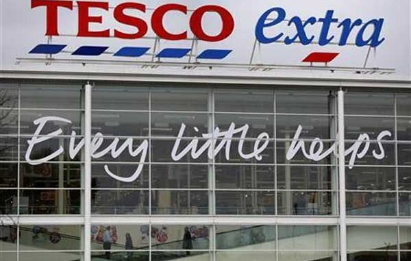 Tesco Wins £1.50 Compenastion From Customer Who Spilt Milk