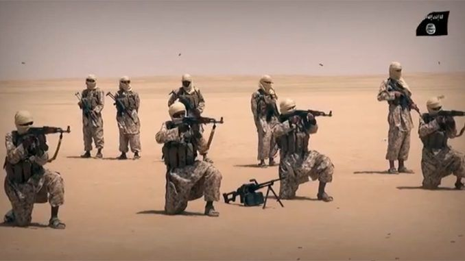 ISIS Group Arrive In Yemen, Release VideoThreatening Houthis