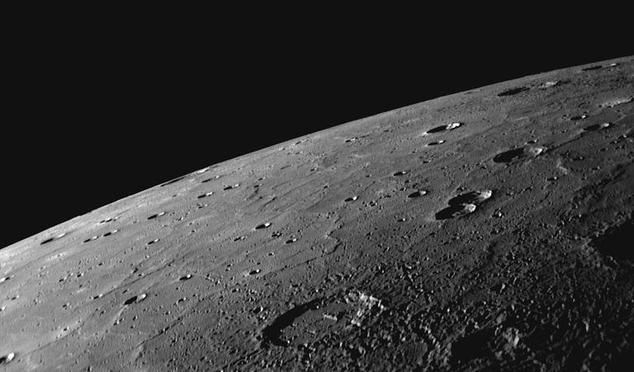 messenger probe to mercury