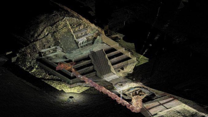 Liquid Mercury May Lead To Royal Tomb In Mysterious Pre-Aztec City