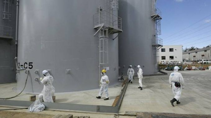 Radiation From Fukushima Detected Off Canada's Coast