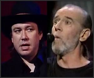 Bill Hicks And George Carlin: The Big Electron (Video)