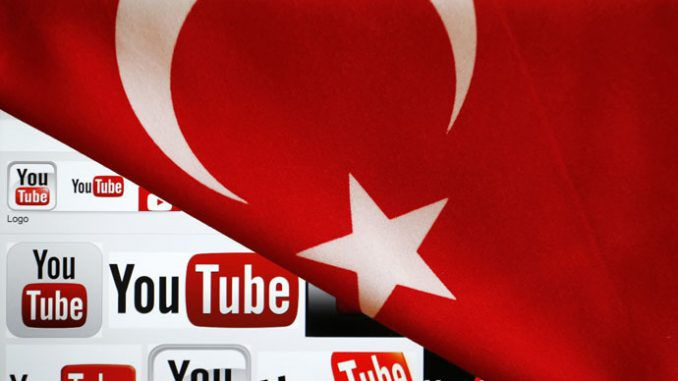 Turkey Blocks Social Media Over Photos Of Slain Prosecutor