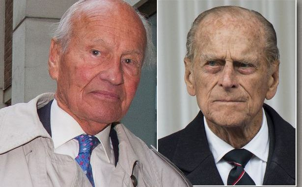 Prince Philip's Former Aide Accused Of Child Sex Abuse