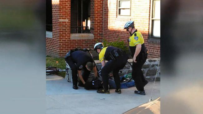 Man Who Recorded The Arrest Of Freddie Gray Speaks Out