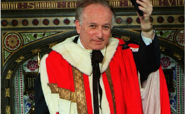 Despite Demenita, Lord Janner Re-appointed To A Parliamentary Committee