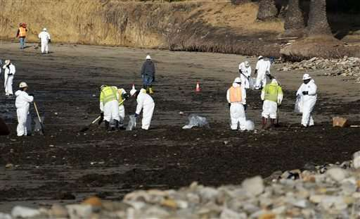 California Governor, Jerry Brown has declared a state of emergency over Tuesday's oil spill off the Santa Barbara County coast.