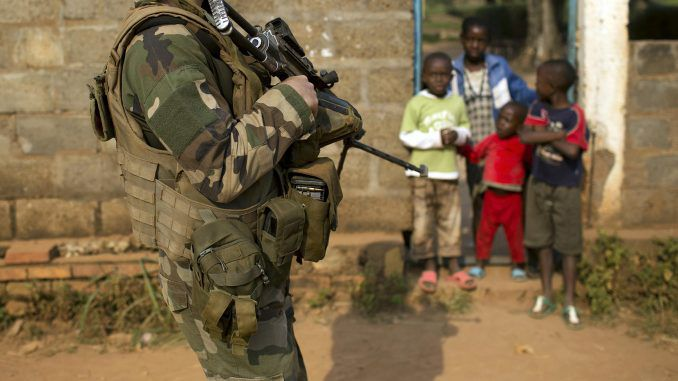 UN Says More Child Sexual Abuse Cases By Peacekeepers Could Emerge
