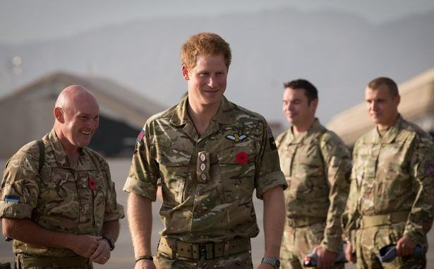 Bring Back National Service Says Prince Harry