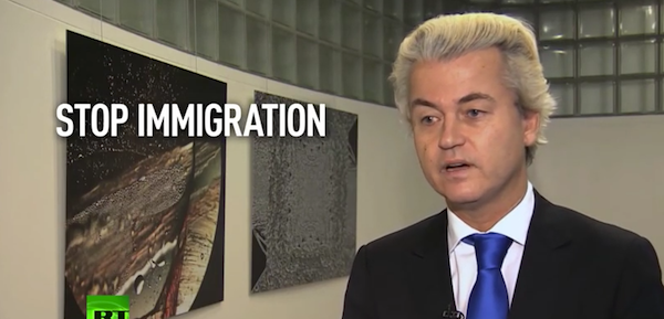 """According to Yahoo! News: Geert Wilders, a right-wing Dutch politician who gave a 20-minute speech at the event in Garland, appeared alongside Charbonnier and Salman Rushdie on the 2013 list published by Inspire magazine under the headline: """"Wanted: Dead or Alive for Crimes Against Islam."""""""