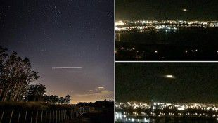 Auckland Residents Blame UFOs For Strange Activity In The Night Sky