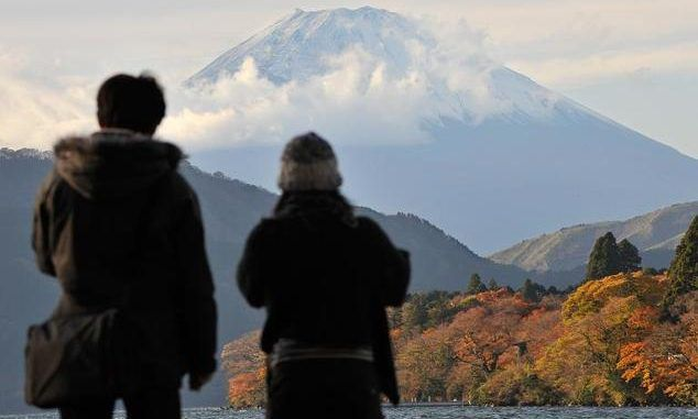 Volcanic Earthquakes At Japanese Resort - Tourist Warning Issued