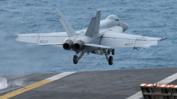 US To Heavily Bomb Alaska In War Games Exercise - Lasting 5