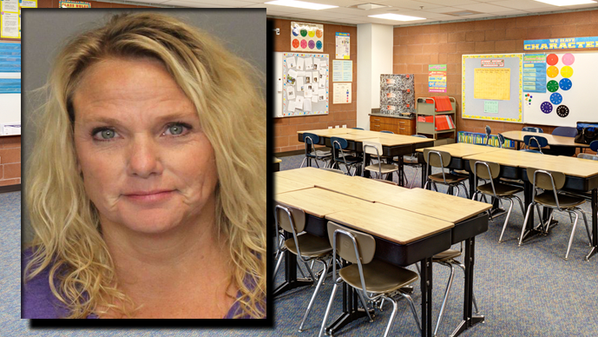 Special NeedsTeacher Accused Of Putting Autistic Child In Trash Can