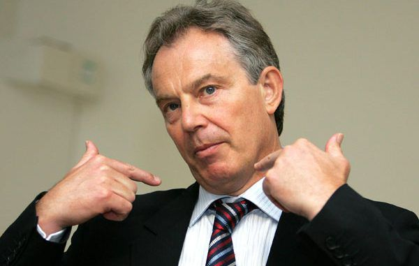 Blair Plans 'Unofficial liaison' Role Between Israel And Wider Arab World