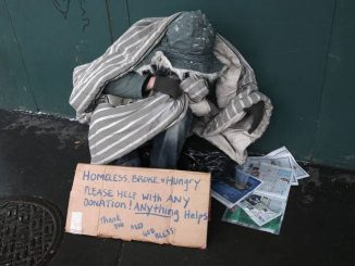London Council Threatens Homeless With £1,000 Fines For Sleeping Rough