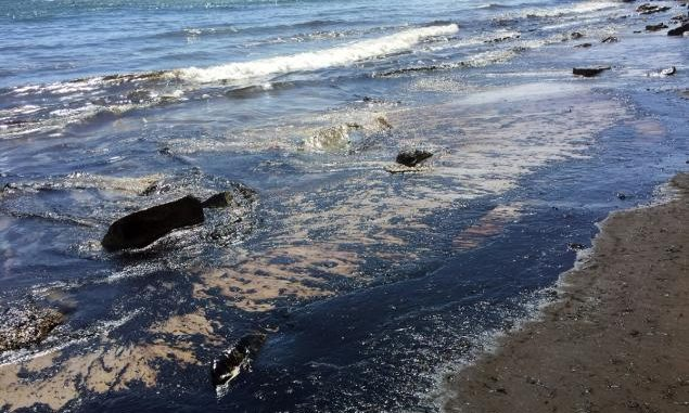 Oil Pipeline Spills 21 Thousand Gallons Off California Coast