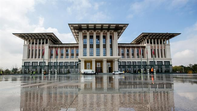The Turkish President's Palace Is Ruled 'Illegal'