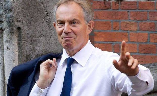 Tony Blair Resigns From His Role As Middle East Envoy