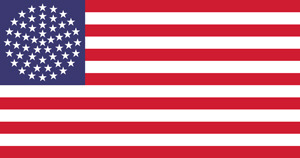 The United States Flag - With a 51st State Star