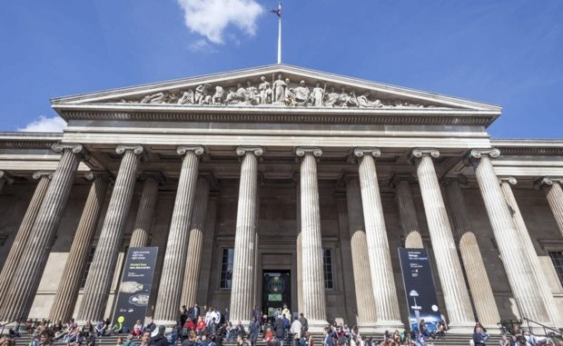 Stolen Syrian Artifact Being 'Protected' By British Museum