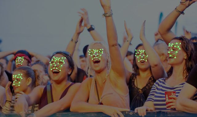 Police Used Facial Recognition Technology At Download Festival
