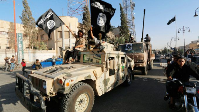 Iraq Reveals Huge Number Of US Arms Falling Into ISIS Hands